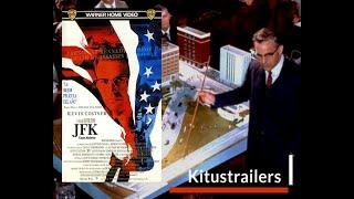 JFK : Caso Abierto (Trailer en Castellano)