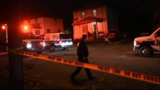 Shooting on Jefferson Street in Jackson