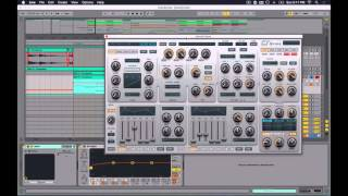 Zedd, Aloe Blacc - Candyman (Ableton Live Instrumental Remake)