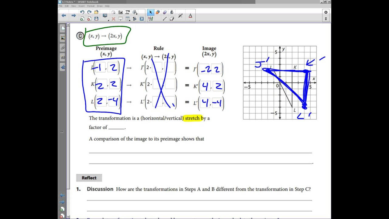 worksheet Transformation Geometry Worksheet transformation geometry worksheet multiplication facts to 12 notes 13 representing and describing transformations watchvv0u i5ah4iq worksheet
