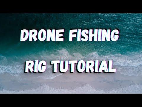 Drone Fishing Rigs - Perth WA V-Log # 2