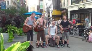 Уличные таланты