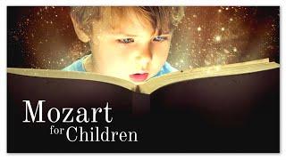 Mozart Classical Music for Children - Relaxing Focus Flute Instrumental Music