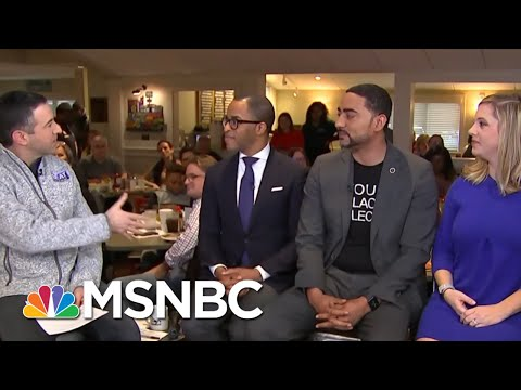 Biden Goes There: Sanders' Dem Socialism Won't Fly Against Trump | The Beat With Ari Melber | MSNBC
