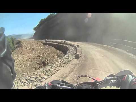 Morocco Atlas Mountains Enduro Tour Day 3 Highlights