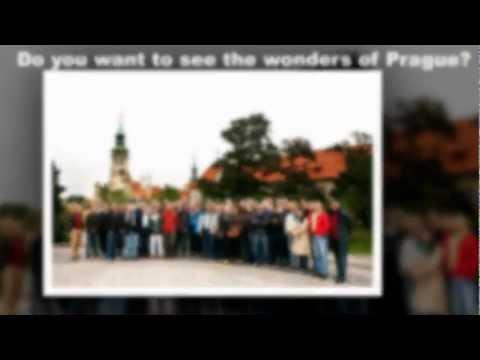 Odyssey Prague treasure hunt