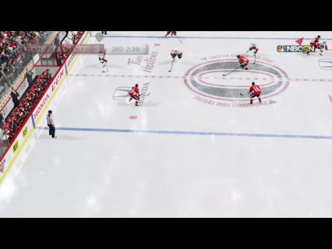 NHL 18 SENS Vs FLAMES