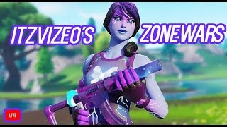 Fortnite Zone Wars Live(NAE)| Winners Get A Shoutout!