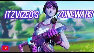 Fortnite Zone Wars Live (NAE) Les gagnants obtiennent un shoutout!