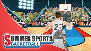 Summer Sports: Basketball - Game Trailer (Spil Games)