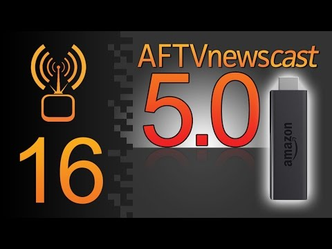 Fire OS 5 Overview on Fire TV Stick  - AFTVnewscast 16