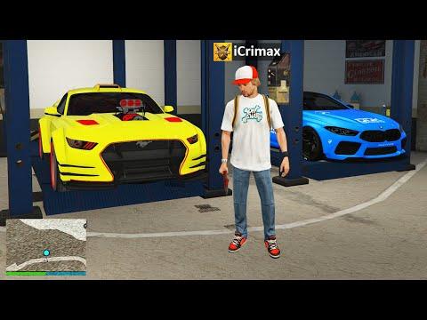 Ich kaufe 1000 PS AUTO in GTA 5 RP!