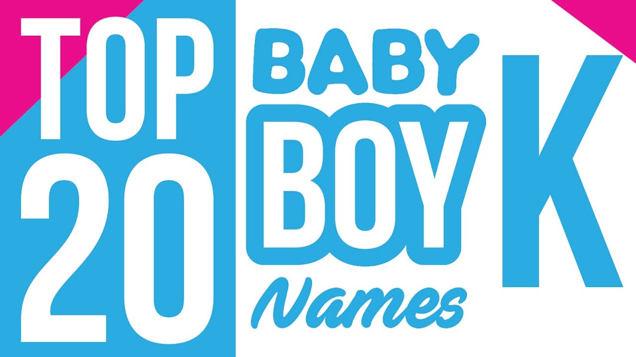 Baby Boy Names Start With K Name For Boys Unique