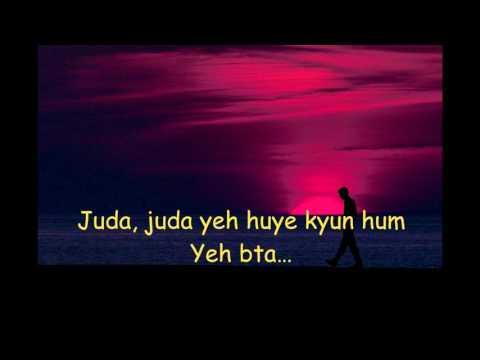 Juda Juda | Amir Hassan | 2016 (lyrics)