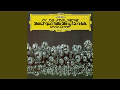 Penderecki: String Quartet
