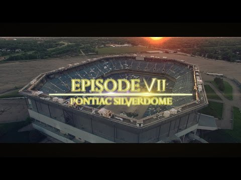 REMAINS OF THE PONTIAC SILVERDOME - The Urban Explorers [Season II: Episode VII]