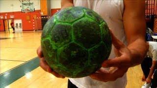 Olympic Handball - How Hard Can It Be? - London Olympics