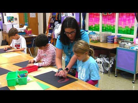 Today's Classroom - Gayton Elementary School