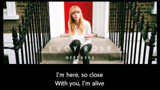 Lucy Rose - Nebraska (Lyrics)