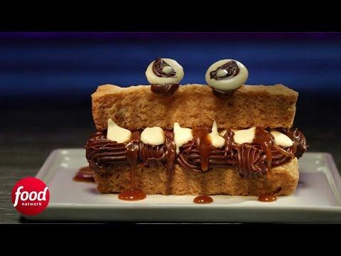 Halloween Baking Championship | Mondays 9|8c | Food Network