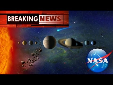 Nasa To Hold Major Press Conference On Ocean Worlds In