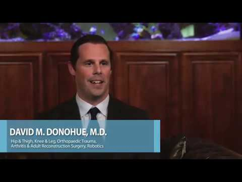 Dr. David M. Donohue - Florida Orthopaedic Institute
