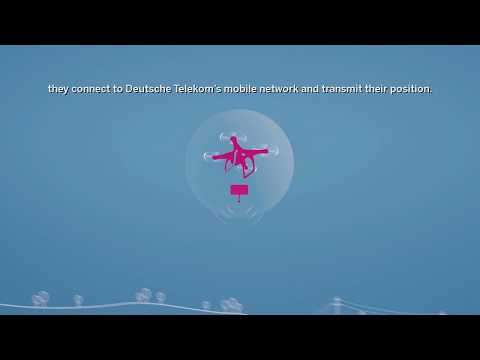 Social Media Post: Flying Smartphones. Secure integration of drones into airspace