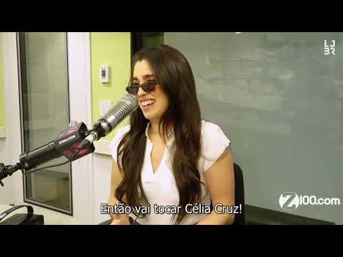 Lauren Jauregui em entrevista para a Z100 legendado