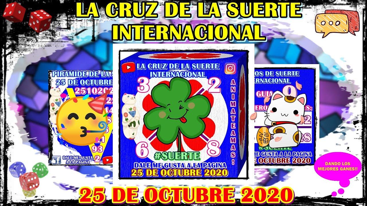 Cruz!! 25 de octubre 2020 | la cruz de la suerte