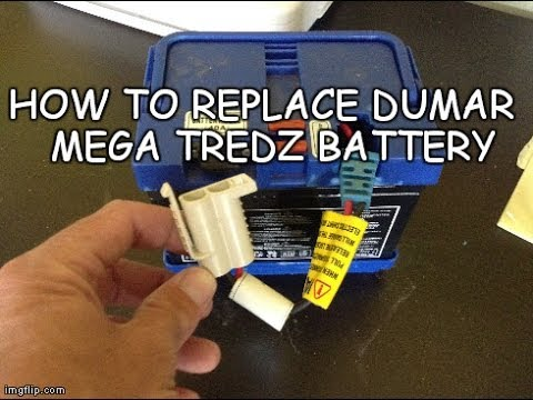 replacing 12v dumar mega tredz battery and reusing dumar battery replacing 12v dumar mega tredz battery and reusing dumar battery wiring harness