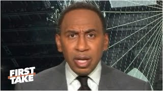 'SNITCH AWAY!' - Stephen A. supports the NBA's anonymous hotline | First Take