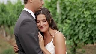 Okanagan Winery Wedding Film