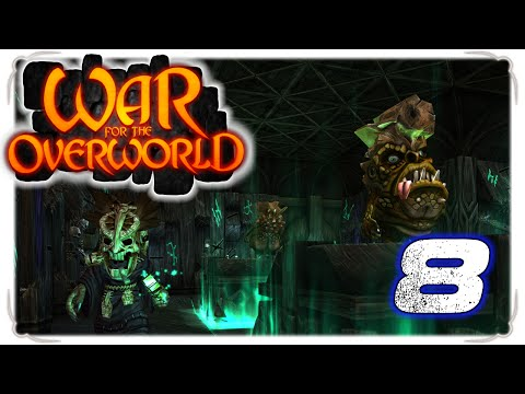 War for the Overworld 8 - On the Defensive