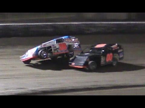 Bakersfield Speedway Heat Races 3-4-17