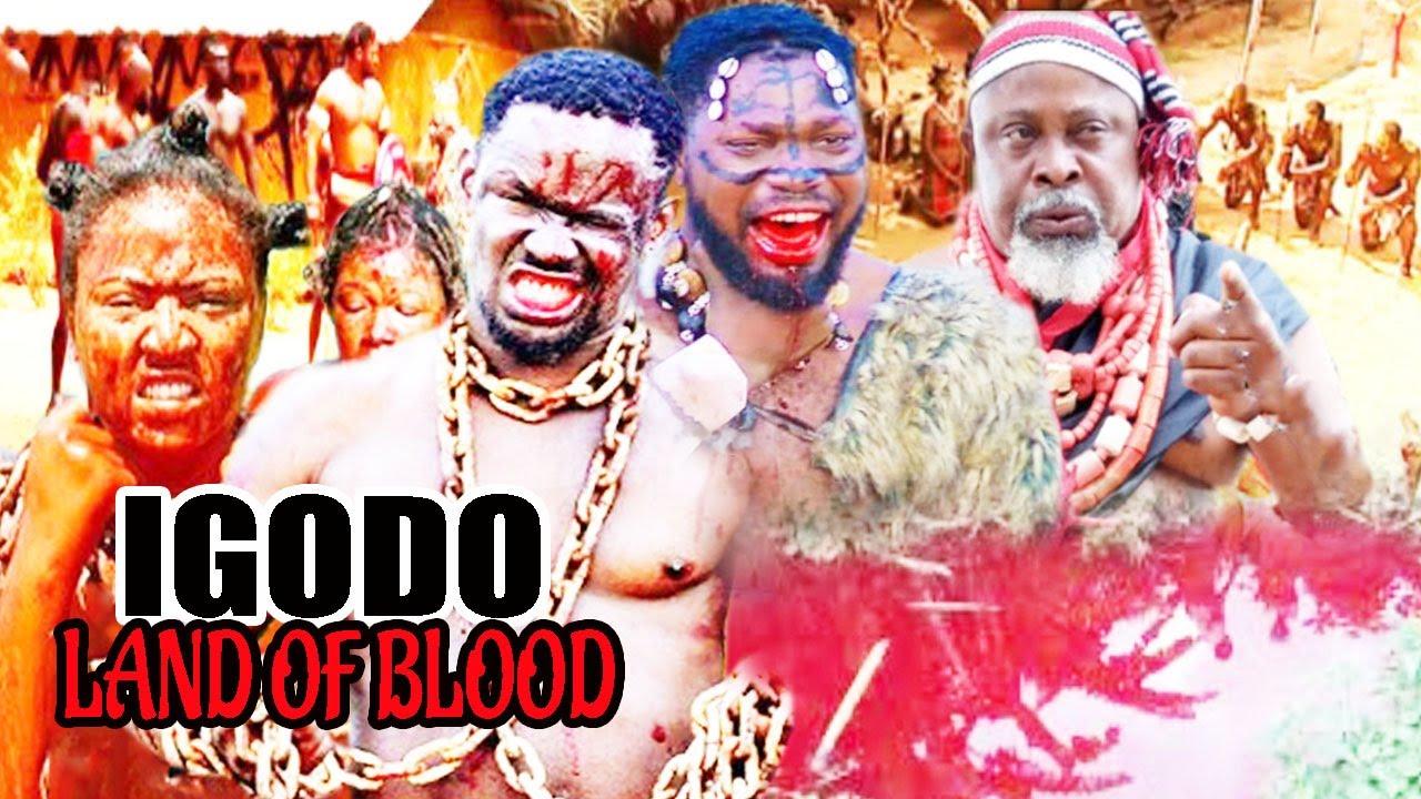 Download IGODO The land Of Blood - (New Movie) 2021 Latest Nigerian Movie.