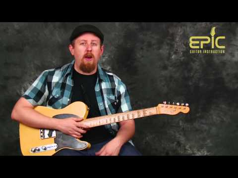 Learn how to play David Bowie Fame guitar song...