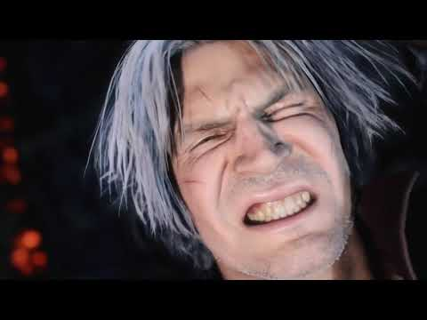 Devil May Cry 5 All Cutscenes Movie thumbnail