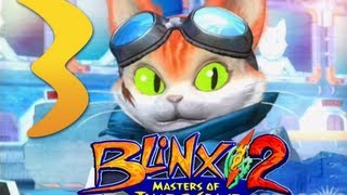 Let's Play BLiNX 2: Masters of Time and Space, ep 3: Thief school