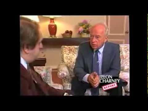 Full Interview on YouTube by Leon Charney on The Leon Charney Report