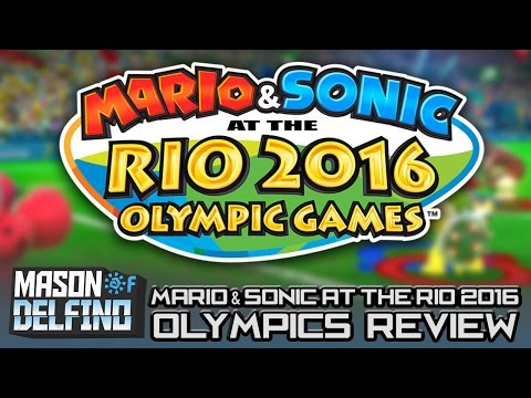 Mario & Sonic at the Rio 2016 Olympic Games Review (3DS)