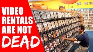 """Why the Last Movie Rental """"Stores"""" are still in YOUR City"""