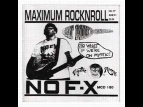 NOFX - Maximum Rocknroll (Complete album Part 2)