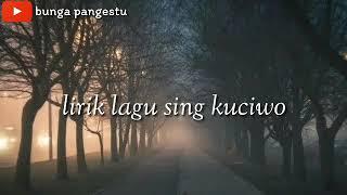 Gambar cover lirik lagu sing kuciwo gmlt
