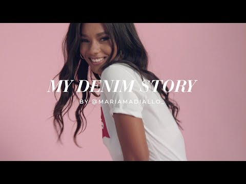 Fashion Trends | My Denim Story by @mariamadiallo_  | 2019