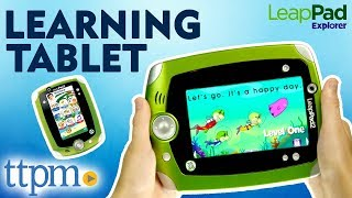 LeapPad2 Explorer - Learning Tablet for Kids [REVIEW] | LeapFrog