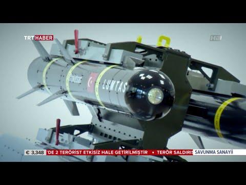 Savunma Sanayii Roket ve Füze Sistemleri - Turkish Rocket and Missile Systems