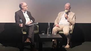 Director Michael Radford talks about making 1984 with John Hurt & Richard Burton