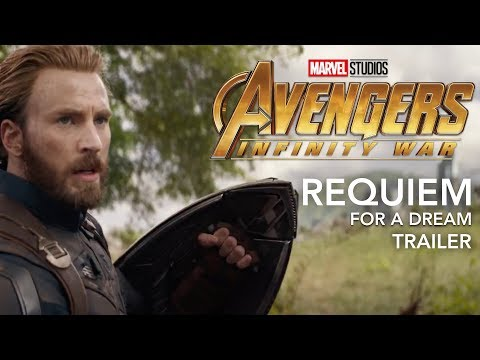 Avengers Infinity War Trailer  Requiem for a Dream Style