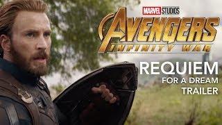 Avengers Infinity War Trailer - Requiem for a Dream Style
