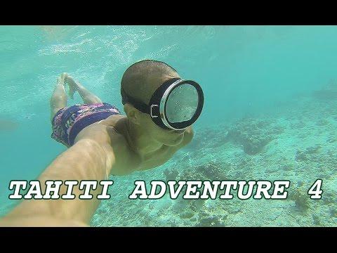 THROWBACK VIDEO : Tahiti Adventure 4 /// 2013